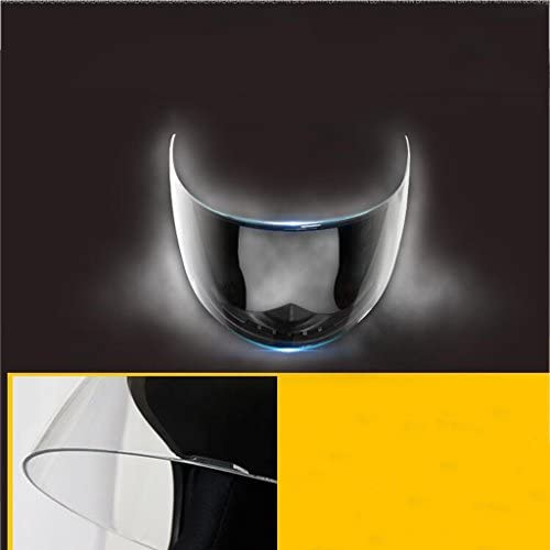 安全装置 ヘルメット - フルカバーオートバイヘルメットヘルメットフルオートバイヘルメットオートバイ夏シーズンフルカバーフルヘルメットヘルメット 個人用保護具 (サイズ さいず : XL(61-62CM))