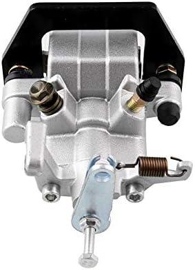 Alician Motorcycle Parts Rear Brake Caliper for Yamaha Rhino 660 2004-2007 with Pads