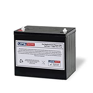 Amazon.com: Exide EP65-12 12V 65Ah F11 Replacement Battery ...