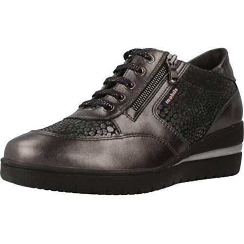 Mujer Mephisto Zapatos Patrizia Con Cordón 117pq4wRx