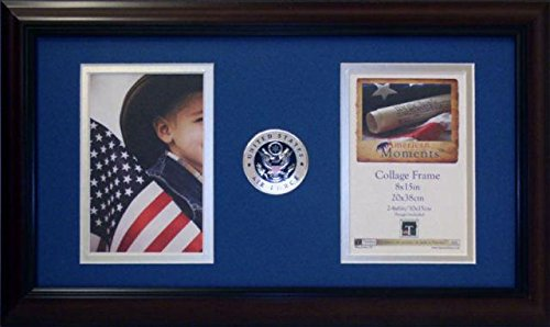 Horizontal Picture Nhl Frame (US Armed Forces American Moments Collage Photo Frame Branch: Air Force)