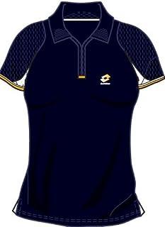 Lotto Poloshirt WTA Tour Gold, Damen, dark navy