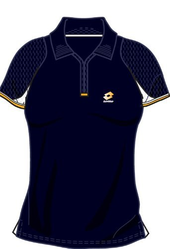 Lotto Poloshirt WTA Tour Gold, Damen, dark navy G7960