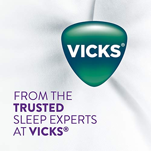 Vicks Pure Zzzs Kidz Melatonin Lavender & Chamomile Sleep Aid Gummies for Kids & Children, Natural Berry Flavor, 0.5mg per gummy, 48 Ct by Vicks (Image #5)