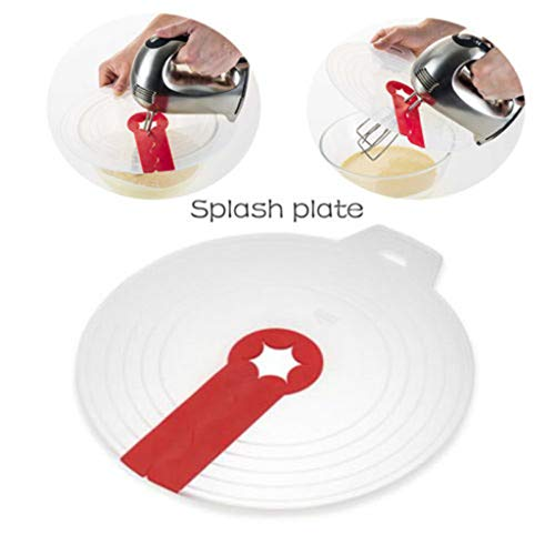 ❤️MChoice❤️Creative Practical Kitchen Tools Egg Beat Baking Splash-Proof Cover
