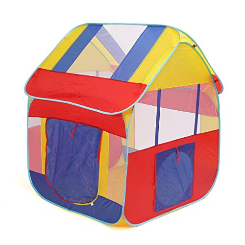 1.2m Pop Up Tent Indoor Outdoor Playground Pit Play House Fun Game Kids Toy - Learning & Education Developmental Toys - 1 x -