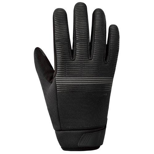 SHIMANO SH WINDBR Term t-s, Handschuhe Herren, Donaumündung (Refl Neg, S