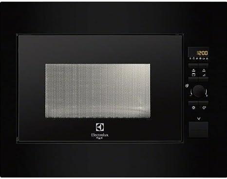 Electrolux MQ926GNE Incasso 26L Nero forno a microonde: Amazon.it ...