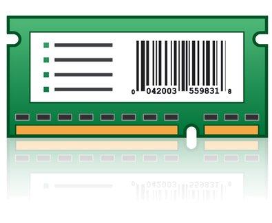 Lexmark Bar Card - 1