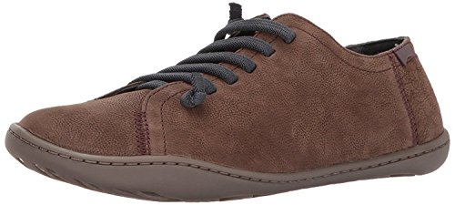 CAMPER Cami Peu Cami CAMPER 20848 Braun Schwarz Damen Leder Schuhe 9d2a16