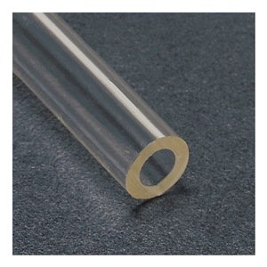Tygon Non-DEHP Laboratory, Food & Beverage and Vacuum Plastic Tubing, Clear, 1'' ID x 1-1/4'' OD, 50 feet Length by Tygon