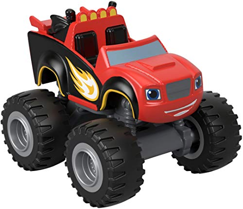 Fisher-Price Nickelodeon Blaze & The Monster Machines, Ninja Blaze Toy, Red
