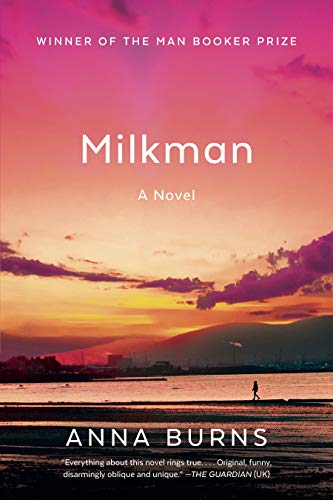 Book Cover: Milkman: A Novel