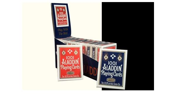 12 Barajas de Aladdin (6 Rojos / 6 Azules): Amazon.es: Juguetes y ...