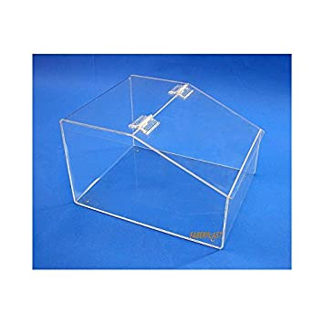 Faberplast Contenedor Frutos Secos Simple, Metacrilato, 25x30x19 cm: Amazon.es: Hogar