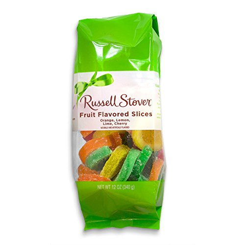 Russell Stover Mini Fruit Slices, 12 oz. bag ()