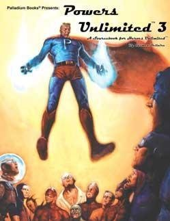 Download Powers Unlimited 3 (Heroes Unlimited) ebook