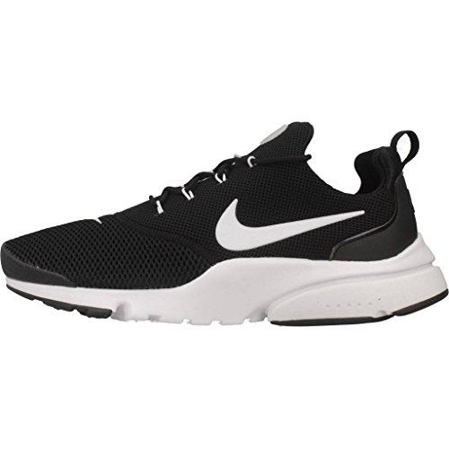NIKE Presto Chaussures Gymnastique Fly de Homme Noir Blanc Blanc Blanc gvdqgnA