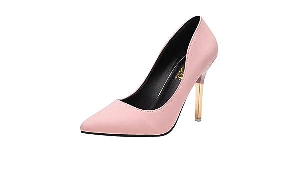 bastante agradable fb97c d2b59 Liquidación! Tacones de mujer Covermason Zapatos de tacón ...