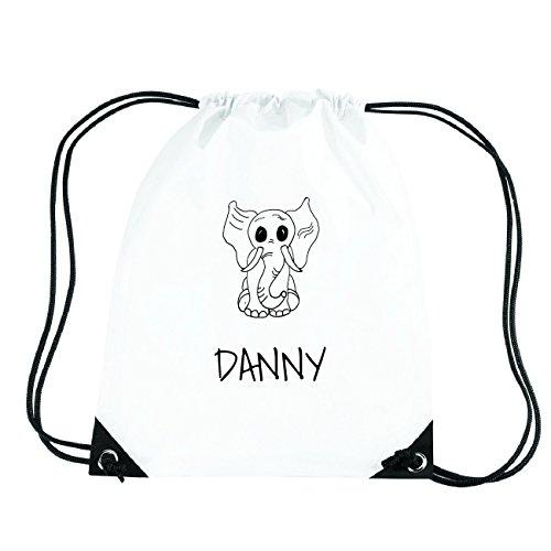 JOllipets DANNY Turnbeutel Sport Tasche PGYM5253 Design: Elefant 2vYyN