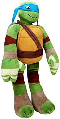 Jay Franco Nickelodeon Teenage Mutant Ninja Turtles Pillowtime Pal Pillow, Leonardo