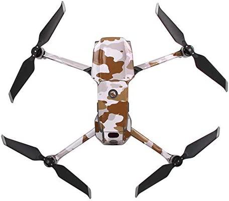 tianranrt resistente al agua pvc piel afilar imágenes Mavic 2 dron ...