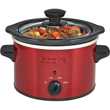 Cooks by JCP Home 1.5 Quart Slow Cooker Review