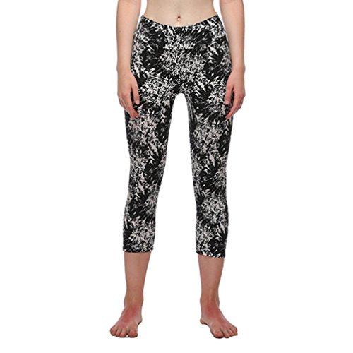 Oksale Womens Fitness Leggings Patchwork product image