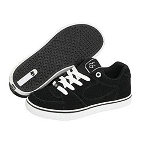 ES Skateboard Schuhe Square One Youth Black/White