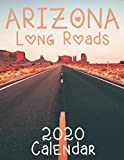 Arizona Long Roads 2020 Calendar