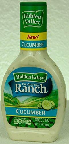 Hidden Valley Ranch Cucumber Dressing, 16 Fl. Oz.