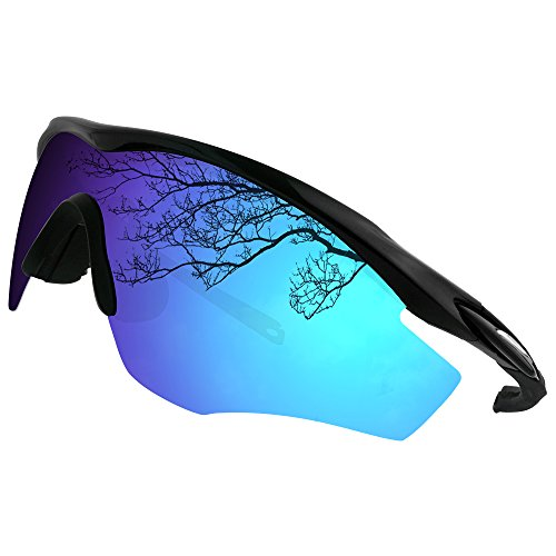 96c0cdbf01 Dynamix Polarized Replacement Lenses for Oakley M2 Sunglasses - Multiple  Options