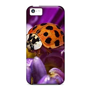 LJF phone case Extreme Impact Protector NmbWARk7163hBceL Case Cover For Iphone 5c