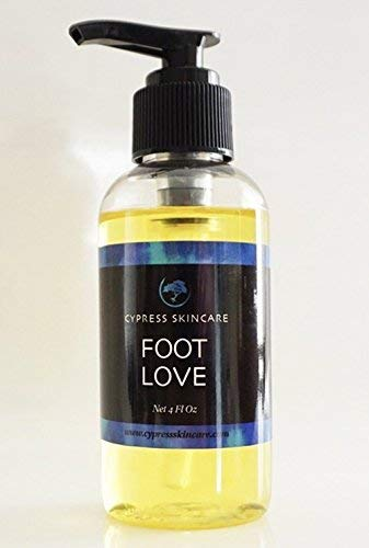 Foot Love Organic Foot Oil by Cypress SkinCare