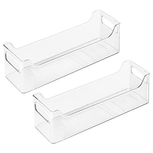 InterDesign Refrigerator Freezer Storage Organizer