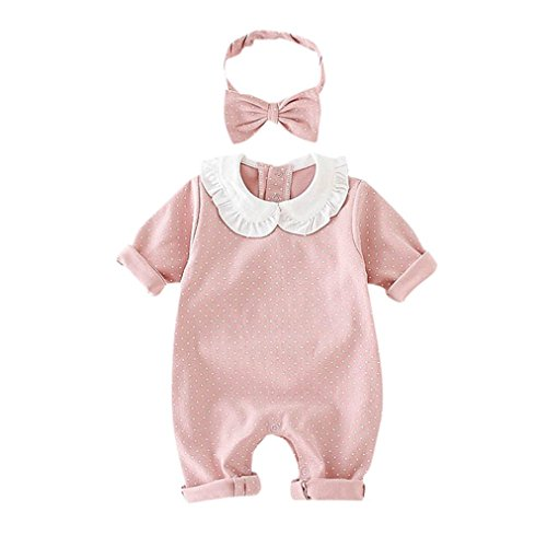 KpopBaby Baby Girls Infant Kids Cartoon Clothes Horse Stripe Dress Casual Dresses