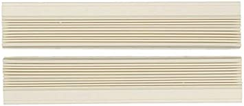1 pair window air conditioner frames with side curtains set L/&R AC-2950-45