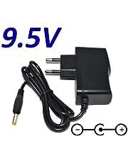 CARGADOR ESP ® Cargador Corriente 9.5V Reemplazo Teclado Casio CTK-240 CTK-245 CTK-1100 CTK-115 Recambio Replacement