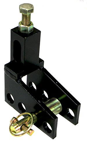 RanchEx 102864 Adapter For Non-Compliant Cat 1 AS ABE Implements And Front Mount Quick Hitches by RanchEx