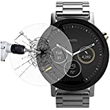 CEDO® Round edge 2.5 D Tempered glass for Moto 360 42mm 2nd Gen Smartwatch (Watch not included)