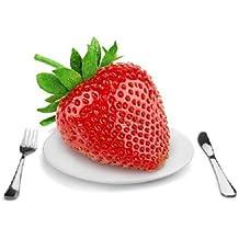 "HEIRLOOM NON GMO """"Giant"""" Strawberry 50 seeds"