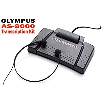 Image of Olympus Professional Transcription kit for DS9500 & DS9000 Digital Voice Recorders
