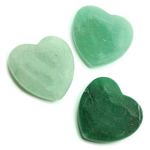 Green Aventurine Heart 1 1pc product image