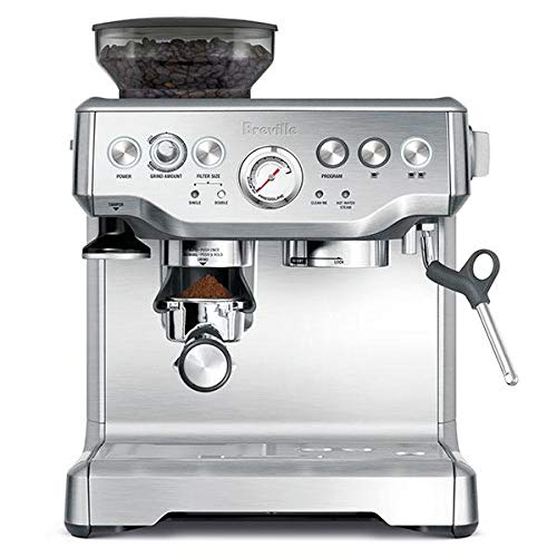 Breville the Barista Express Espresso Machine, BES870XL by Breville
