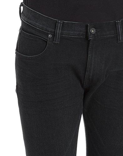 Edwin Homme SNEDI023302BELMONTWASH Noir Coton Jeans