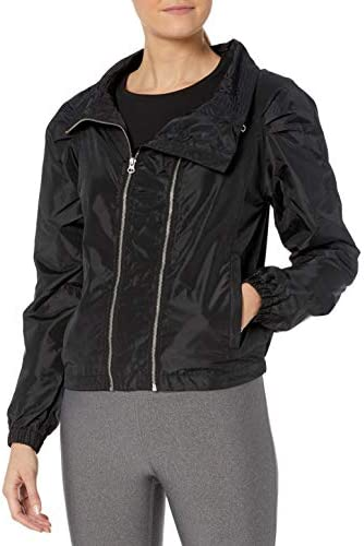 Lorna Jane Womens Authentic Active Jacket Black Small