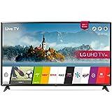 """TV LED 49"""" LG 49UJ630V, UHD 4K, Smart TV"""