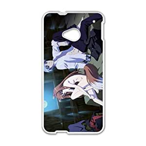 Spice and Wolf Horo Lawrence For HTC One M7 Case Cell phone Case Xryq Plastic Durable Cover
