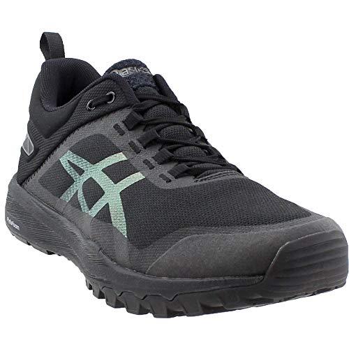 ASICS Mens Gecko XT Sneaker, Phantom/Black/White, Size 9