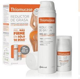 Thiomucase crème anti-cellulite 150 Ml + Extra gratuit 50 ml de produit